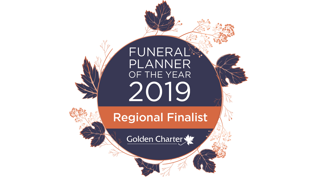 Funeral Planner of the Year Finalist