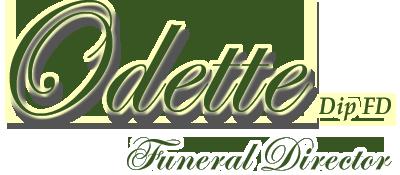 Odette Funeral Directors Logo